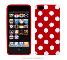 new fashion polka dot case cell phone cases for Samsung Galaxy S3/ S4 / S5