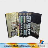 Professional OEM manufactuer cheap company magazine / catalogue design with CMYK