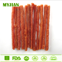 Dry Rabbit Stick Dog Treats Healthy Pet Food for Dog Dry Pet and Dog Food Dog Snacks Dog Training Treats OEM and Private Label