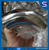 304 316 hygienic stainless steel elbow fitting