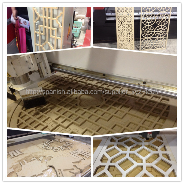 LED luminous character processing cnc router for advertising 1300*2500mm