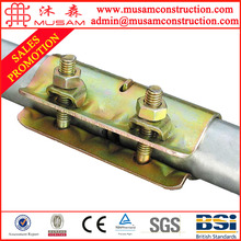 High quality pressed scaffolding pipe sleeve clamp for sale