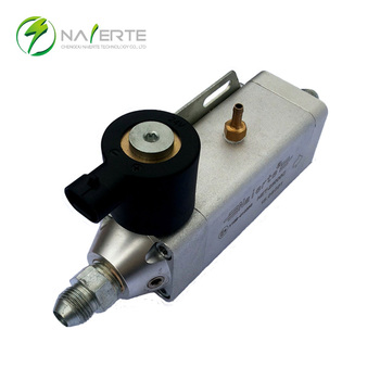 Fuel pressure voltage regulator for CNG/LNG bus truck engine
