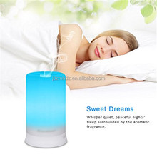 Auto safety operation Aroma Oil Diffuser with Color LED Light Changing for Baby Office Home Bedroom Living Room Study Yoga Spa