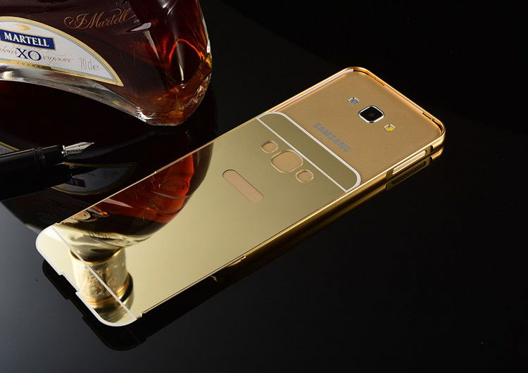 Aluminum Case For Samsung Galaxy S5 Mini,Metal Aluminum Bumper Case