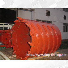 Core barrel Rock cone barrel drilling bucket Drilling bucket core barrel drilling tools bits belling bucket