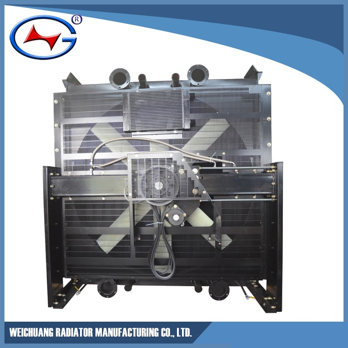 Weichuang radiator fan 4012-46TAG3A