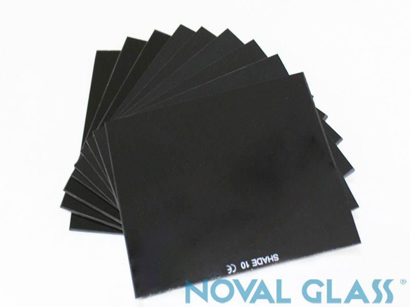 Clear and Tinted Welding Glass