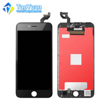 Taoyuan factory price replacement screen assembly for iPhone 6s plus LCD digitizer touch glass AAA+