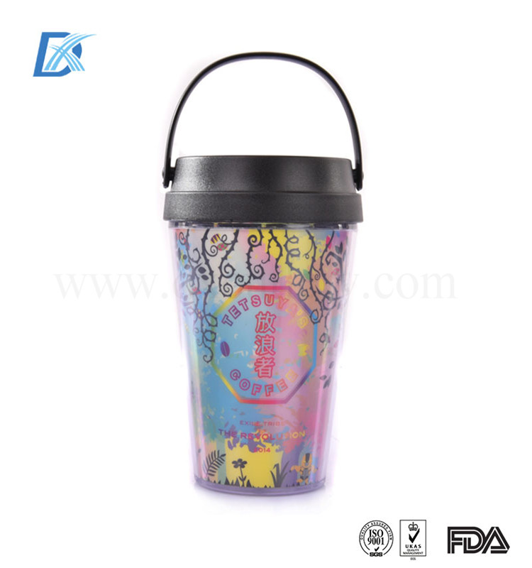 OEM Factory Price Infuser Plastic Joyshaker Sports Water Bottle Manufacturer