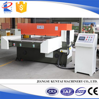Kuntai Automatic Plastic/Foam/Paper Hydraulic Cutting Machine