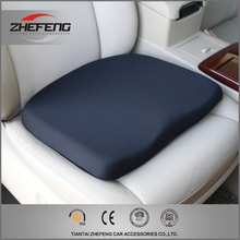 Soft material cheap wholesale drivers coccyx office chair car memory foam seat outdoor furniture cushions