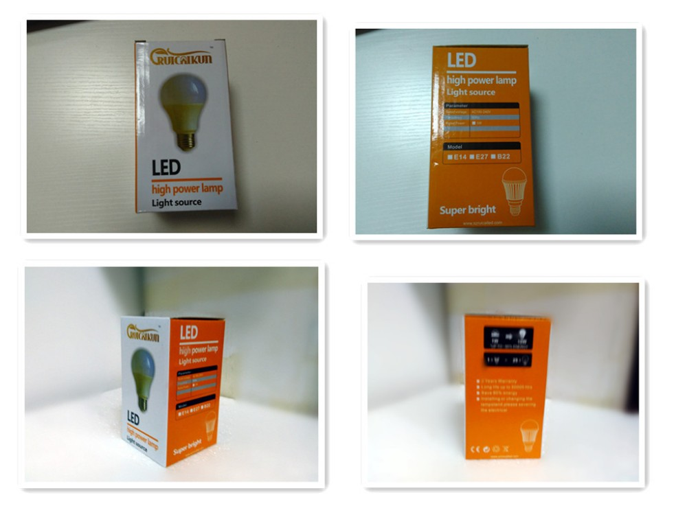 E27 B22 15w High Power Lamp 85-265v Plstic&aluminum Led Bulbs ...