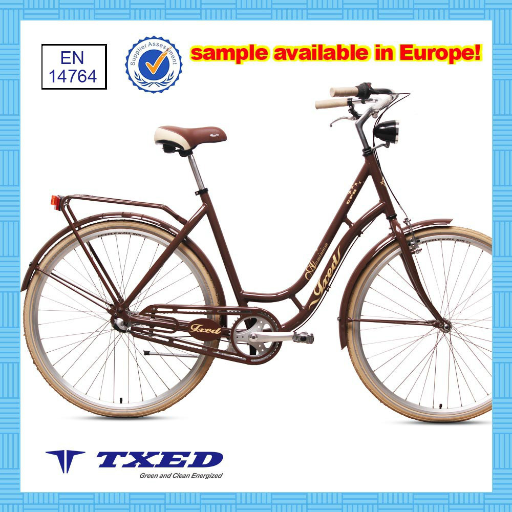 Beautiful Fashionable City Dutch Bike