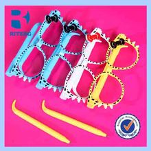 Wholesale Ball Point Pen in Eye Glasses Frames for Intelligent Kids As A Gift