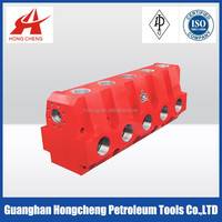 API Mud Pump SPM SQP 2800 Plunger Pump for Drilling Rig 3 3/4 in.