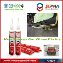 SEPNA PU sealant adhesive for automotive windshied repair