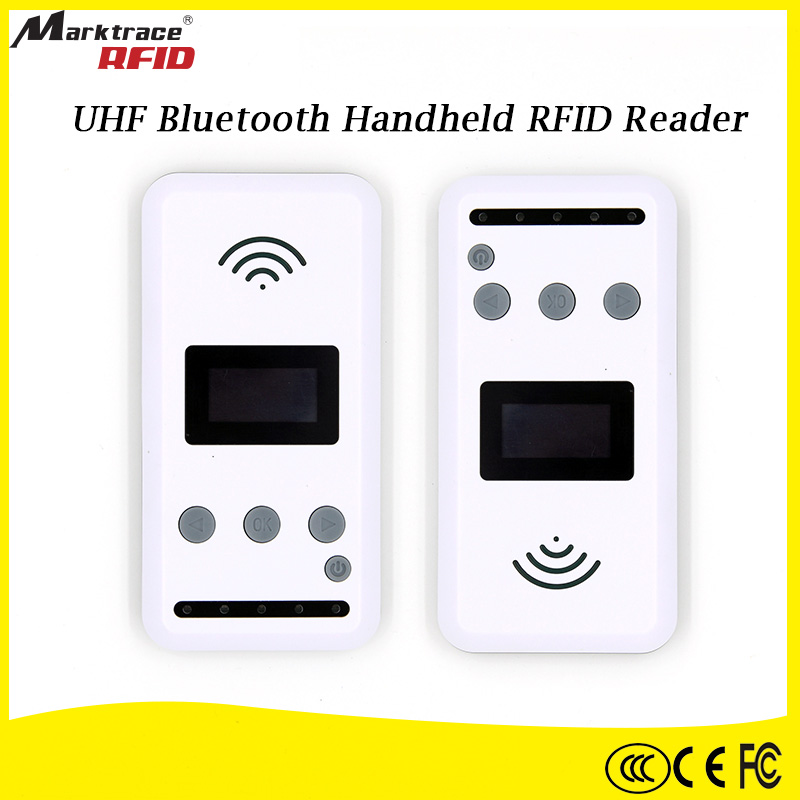 Portable Handheld Bluetooth RFID Reader
