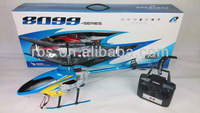 huge outdoor double blade radio control helicopter