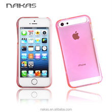 New Ultra Thin Crystal Clear Transparent Case Cover for iPhone 5S