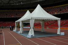 5x 5m commercial gazebo
