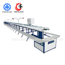 Rotated stitching conveyor stitching feeding conveyor shoe stitching conveyor