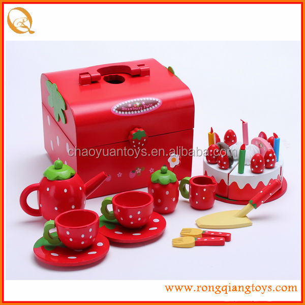 Hot selling kids wooden mini kitchen set toy FN836214101