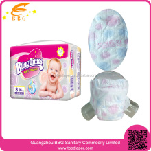 Grade A Cloth-like breathable adult baby style diapers