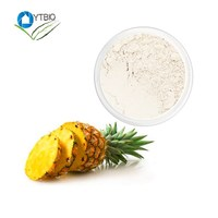 Enzyme From Pineapple Extract The Bromelain Powder