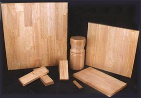 Fj Laminated Board And Furniture Parts - Rubber & Pine Wood