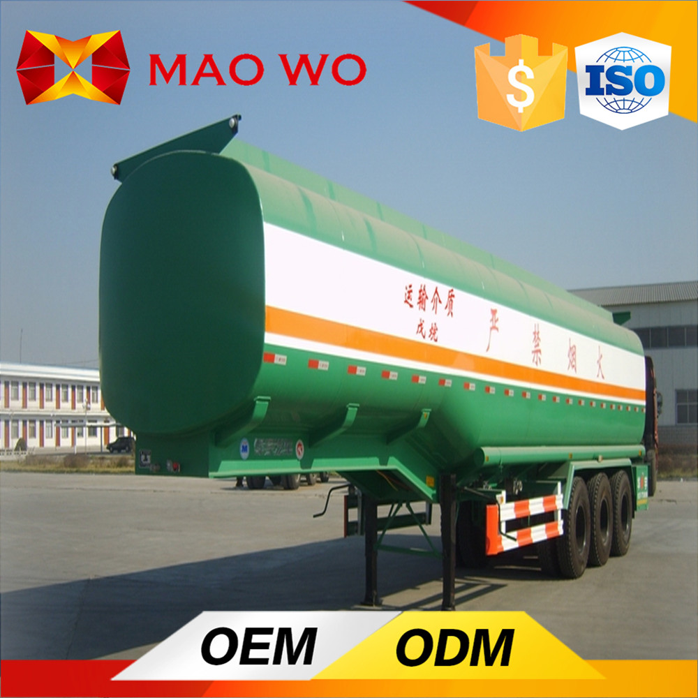 50M3 oil fuel tanker truck and used oil tankers for sale