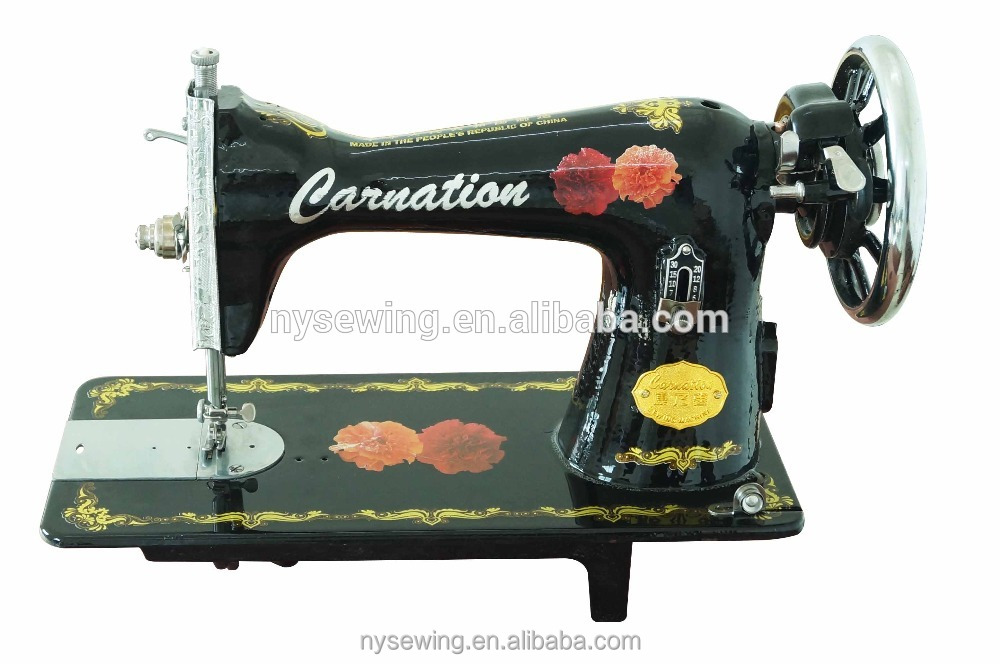 Cheap lockstich sewing machine with certificate