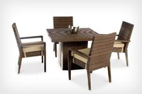 Atlanta Outdoor Dining furniture Synthetic Woven