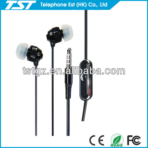 2013 hot sell original waterproof earphone and headphone for all smartphones,iphone5