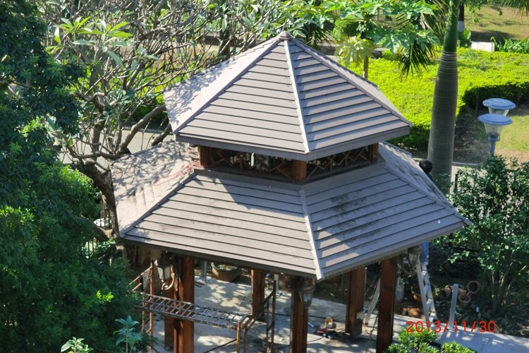 Superior service amazing quality flat top outdoor gazebo