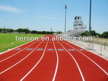Athletic Track Flooring, Athletic Running Track flooring,rubber sport flooring