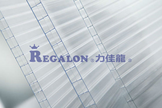 Clear Polycarbonate Roofing Sheets