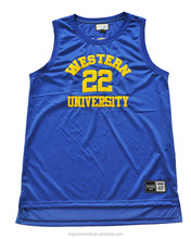 Women's Sport Game Basketball Jersey With Custom Design BJ126