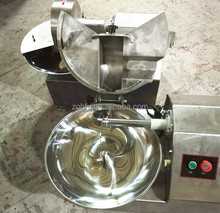 Stainless Steel Meat Cutter Mixer for Making Dumplings / Sausage Stuffing Making Machine / Vegetable Cutting Mixer