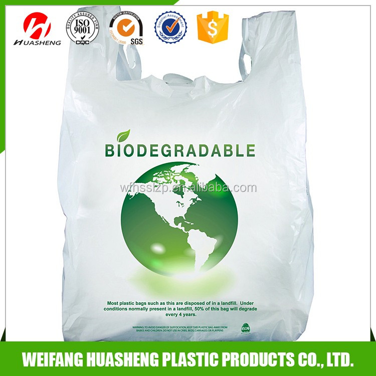 China manufacturer made hdpe plastic food bag
