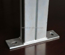 Double channel cantilever arms,Galvanized Steel channel bracket,Bracket