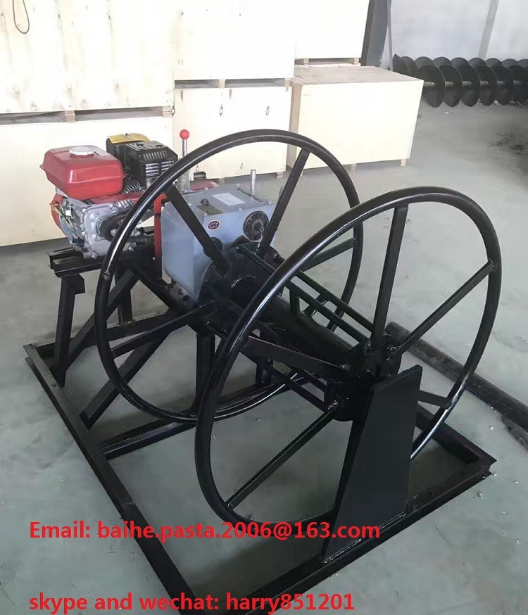 China cable winch manufacturer, competitive price cable winch supplier