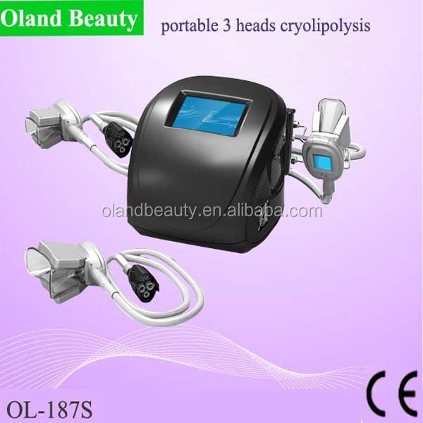 Newest design weight loss cryo /cryo fat reduction device/cryo lipolysis machine
