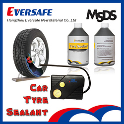 Factory made tubeless and tubes tyre sealant