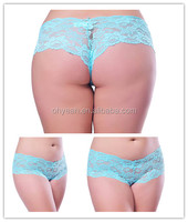 Hot selling lace fat sexy underwear for women