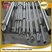 ISO f7 CK45 Induction Hardened Hard Chrome Plated Round Bar / Pipe