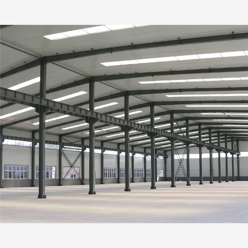 2016 Latest light steel movable customized warehouse