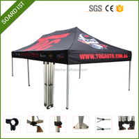 3x3 folding camping car roof top tent camper trailer tents