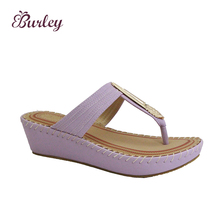 2017 new design China supplier flat slipper shoes women platform shoes for ladies