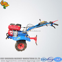 Farm machine used rototiller with petrol power